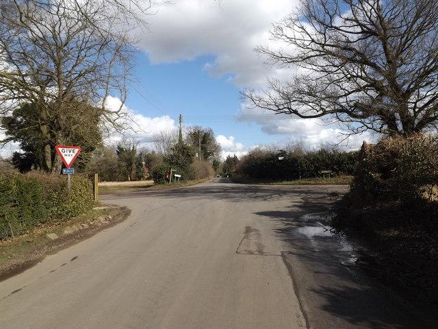 Hinderclay Road, Redgrave