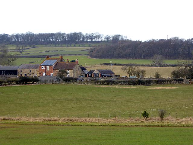 Walworth Moor Farm
