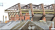J3272 : The North Stand, Windsor Park, Belfast - March 2015(1) by Albert Bridge