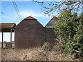 TQ6649 : Bush Farm Oast, Bullen Lane, Hale Street by Oast House Archive