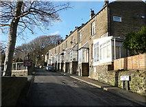 SE0724 : Darcey Hey Lane, Skircoat by Humphrey Bolton