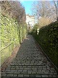 SE0724 : Stoney Lane, Skircoat by Humphrey Bolton
