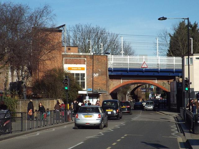 Mansfield Road, Gospel Oak