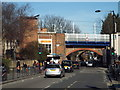 TQ2885 : Mansfield Road, Gospel Oak by Malc McDonald