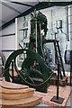 SJ9483 : Anson Museum - replica of Diesel's first engine by Chris Allen