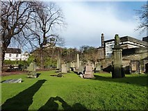 NT2674 : Old Calton Burial Ground by Clint Mann