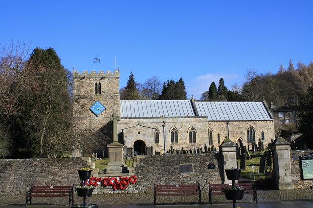 St Thomas the Apostle Church, Stanhope