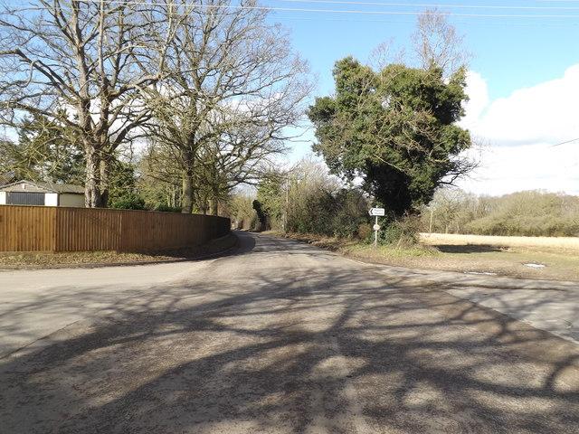 B1113 The Street, Redgrave