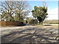 TM0478 : B1113 The Street, Redgrave by Adrian Cable