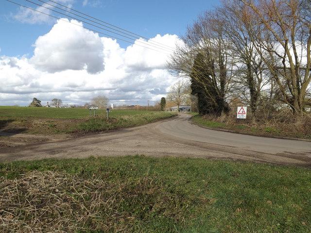 Fen Road, Hinderclay