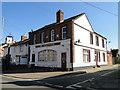 TM4462 : The Volunteer public House, Leiston by Adrian S Pye