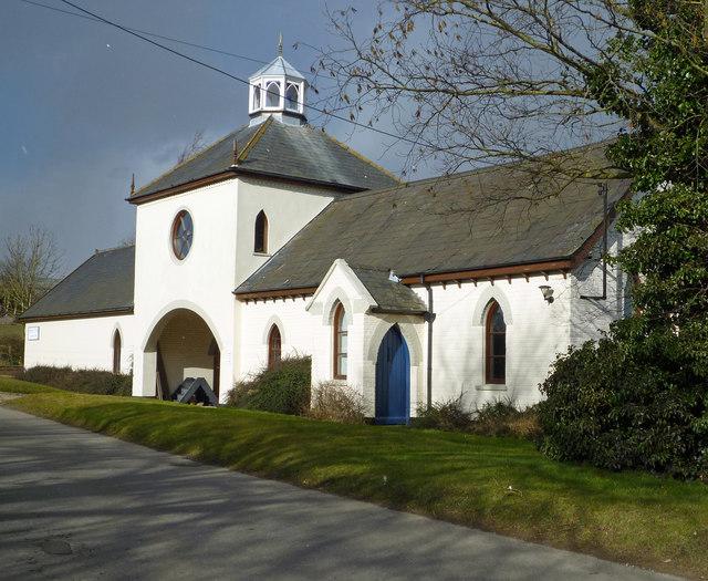 The Old Chapel, Deepdale