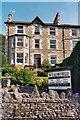 SD4578 : Arnside: Willowfield Hotel by Jonathan Hutchins