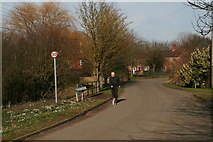 TF1873 : Geograph 10th Anniversary gathering in Minting: a walk starting in Grundy's Lane by Chris