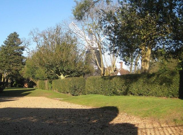 Arkley: Arkley Windmill