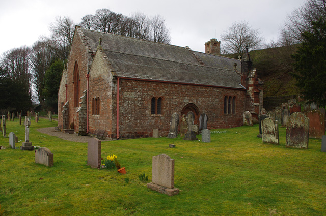 Church of St Oswald, Kirkoswald