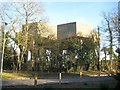 TQ2195 : Arkley: Arkley Water Tower by Nigel Cox