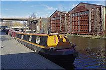 TQ2681 : Paddington Basin, Grand Union Canal by Stephen McKay