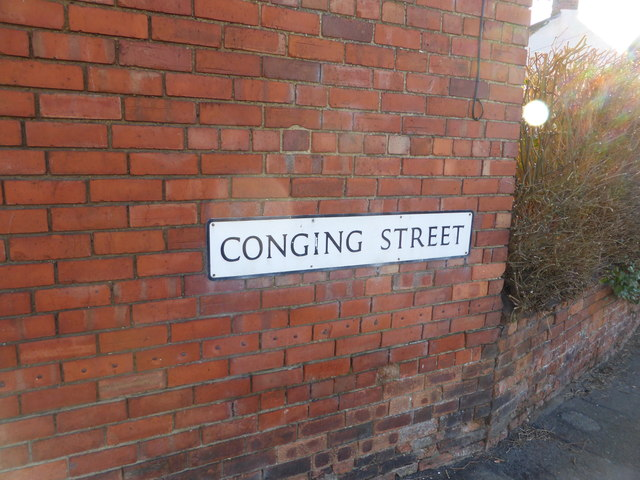 Conging Street