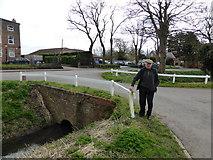 TF2237 : Bridge at Bicker by Bob Harvey