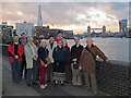 TQ3479 : Geographers near Bermondsey Wall East by Oast House Archive