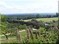 TQ4551 : View of the Kent countryside from Chartwell by David Hillas