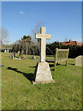 TM2743 : The World War One Memorial at Newbourne by Adrian S Pye