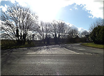 TM0576 : Diss Road, Botesdale by Adrian Cable