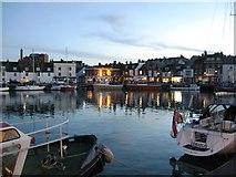 SY6878 : Weymouth Quay by Alex McGregor