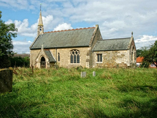 The Church of St Andrew, Minting