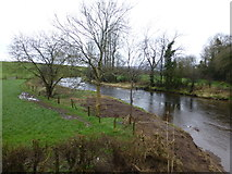 H4869 : Camowen River, Aghagallon / Edenderry by Kenneth  Allen