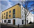 TQ2983 : Corner of Carlow Street by Des Blenkinsopp