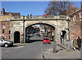 SJ4065 : Bridgegate, Chester by Jeff Buck