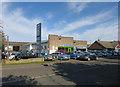TL4479 : S&G Car Sales, Sutton by Hugh Venables