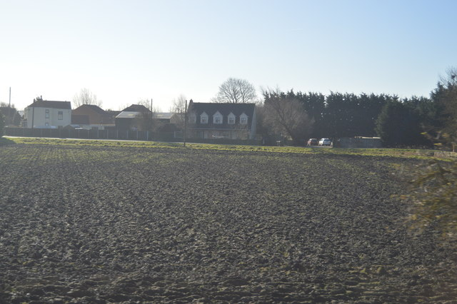 Field by Whitemoor Rd