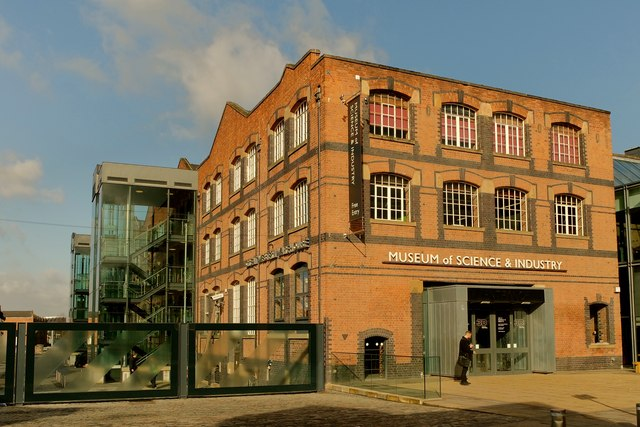 Manchester Museum of Science & Industry