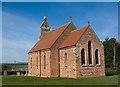 TA1551 : St Nicholas Chapel, Dunnington by Paul Harrop