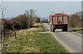 TA1352 : Dunnington Lane, near Beeford by Paul Harrop