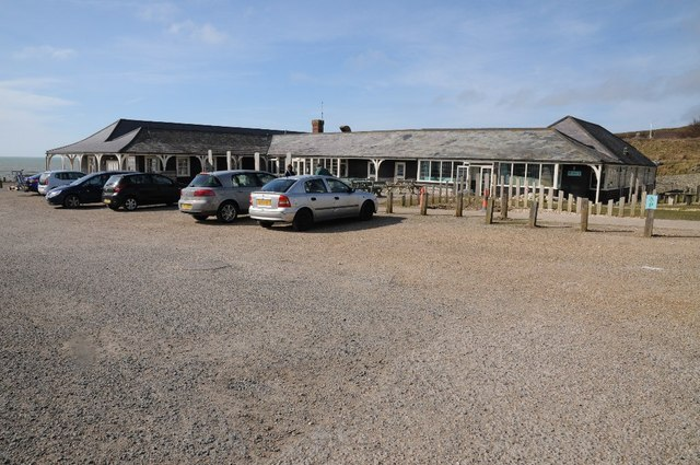 National Trust Tearoom, Birling Gap