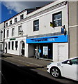 SM9603 : Two banks in Dimond Street, Pembroke Dock by Jaggery