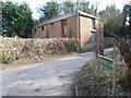 TQ7751 : Timber yard building, Old Tree Lane by Marathon