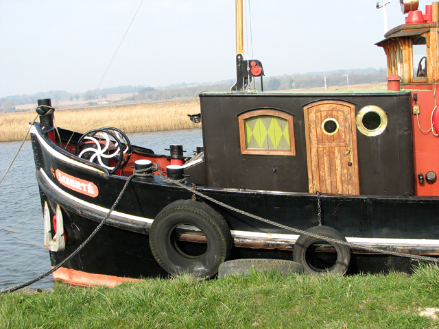 A Dutch tug with a long history