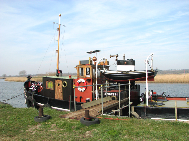 "The Dutch tug ""Liberté"""