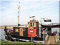 "TG3504 : Historic Dutch tug ""Liberté"" by Evelyn Simak"