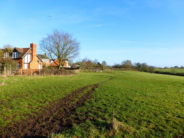 Pasture, Dunton