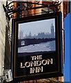 SX9163 : The London Inn by Ian S