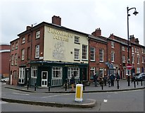 SP0687 : The Jewellers Arms - and Geographers by Rob Farrow