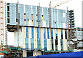 "J3374 : Block ""B"", University of Ulster site, Belfast - March 2015(1) by Albert Bridge"