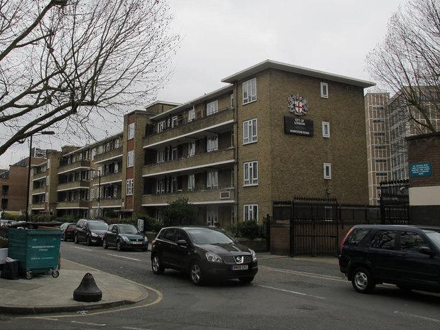 Markstone House, Lancaster Street