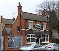 SP0488 : The Black Eagle, Factory Road by Rob Farrow